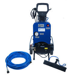 solar high pressure cleaner