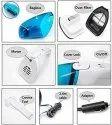 Portable & High Power 12V Vacuum Cleaner for Car - 12v