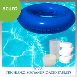 Trichloroisocyanuric Acid Tablet