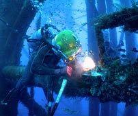 Underwater Ship Repair Service