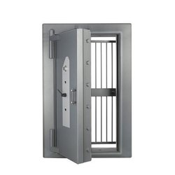 Steel Strongroom Door