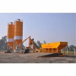 MCP Series Stationary Concrete Batching Plant