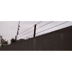 Economical Boundary Wall Fencing
