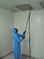 Clean Room Validation Services