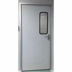 Metal Lead Lined Door