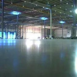 Non-Metallic Mineral Dry Shake Floor Hardener -Sika Chapdur