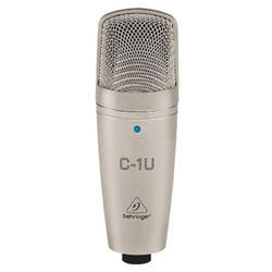 C-1U Behringer Studio Condenser Microphone