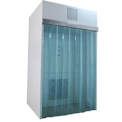 Dispensing Booth/Reverse Laminar Air Flow