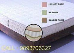 Memory Foam Mattress, Thickness: 4inch