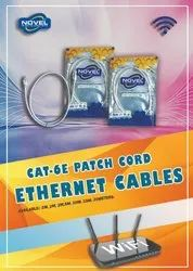 Cat 6E Patch Cord