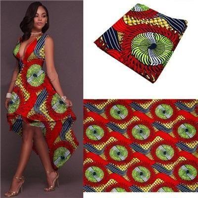 african print fabric kitenge kitanga khanga at rs 40 meter