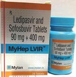MyHep LVIR (Ledipasvir/Sofosbuvir)
