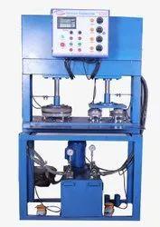 Zig-Zag Auto Hydraulic Machine