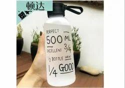 Husker Drink More Water Bottle BPA Free 500 Ml