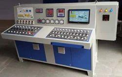 Three Phase Asphalt Drum Mix Plant Control Panel Board, 125 Hp