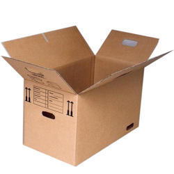 Printed Corrugated Packaging Box