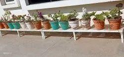 Steel Flower Pots