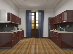 Parallel Designing Kitchen Service