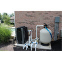 Prefabricated Swimming Pool Filtration System
