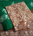 Wax Batik Print Dress Material