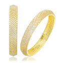 Party Wear Diamond Bangle