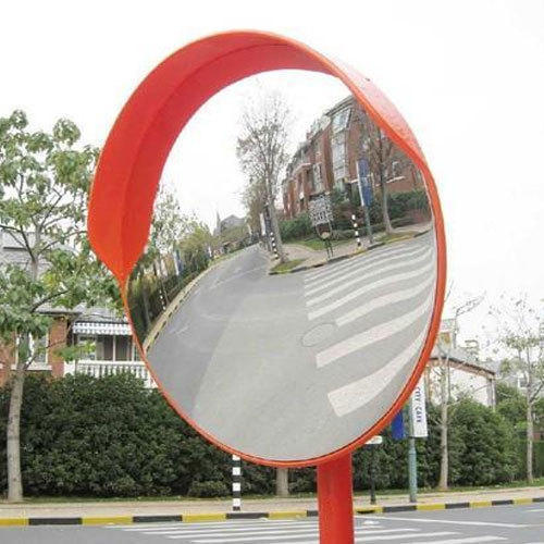 Road Convex Mirror