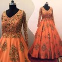 Iconiq Handwork Embroidered Designer Gown