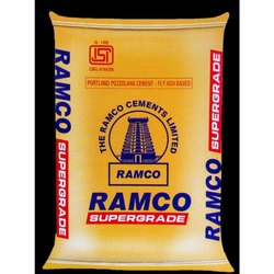 OPC (Ordinary Portland Cement) Ramco Cement, Packaging Size: 50 Kg, Cement Grade: Grade 43
