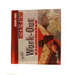 Rite Bite Work Out Sugar Free Energy Bar, for Meal Replacement