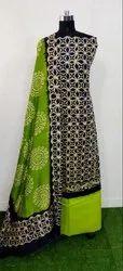 IRIS Cotton Batik Print Salwar Suit