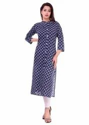 Cotton Formal Wear Kurti