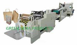 Paper Cover Making Machine, Model Name/Number: Gip- B100, Capacity: 0-220 Per Min