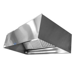 Commercial Exhaust Hoods