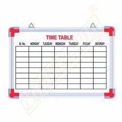 Schedule Whiteboard