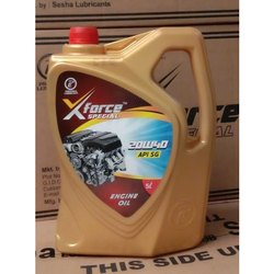 20W40 API SG 5L Xforce Engine Oil
