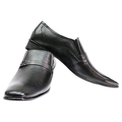 d3b987080df0 Black Formal Shoes at Rs 1100 /pair | Men Formal Shoes | ID: 14330330048