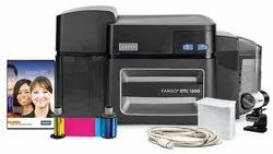 Fargo DTC 1500 Dual Sided Printer