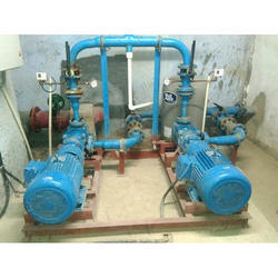 Multistage Hydro Pneumatic Pump