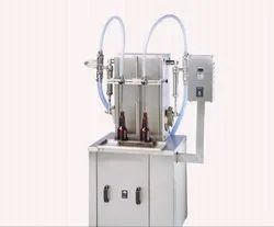 Volumetric Bottle Liquid Filling Machine