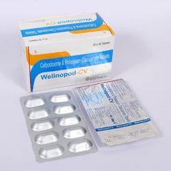 Cefpodoxime 200 mg Clavulanic 125 mg Tablets