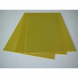Yellow Glass Epoxy Sheets