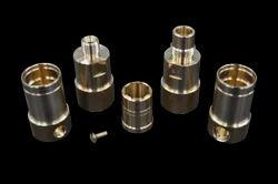 Custom Brass Housing Milling Components