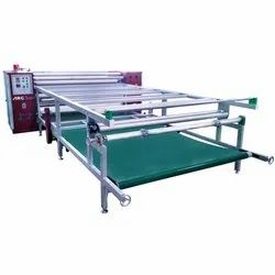 Multi Functional Roller Sublimation Machine