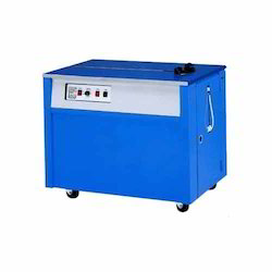 Electric Mild Steel Semi Automatic Strapping Machine, 220 V