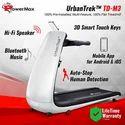 TD-M6 Powermax Motorized Treadmill