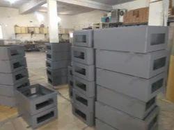 Mild Steel (MS) MCCB Boxes