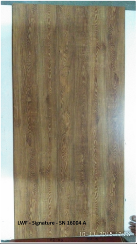 Brown Wood Laminate Shades LWF-Siganture-SN-16004-A