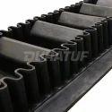 Sidewalled Conveyor Belt