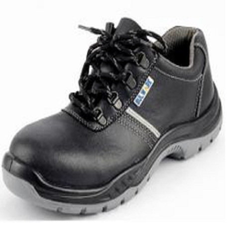 BW 621 Black Coarse Bulwark Low Ankle Safety Shoes