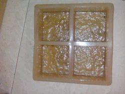 Square PVC Paver Moulds